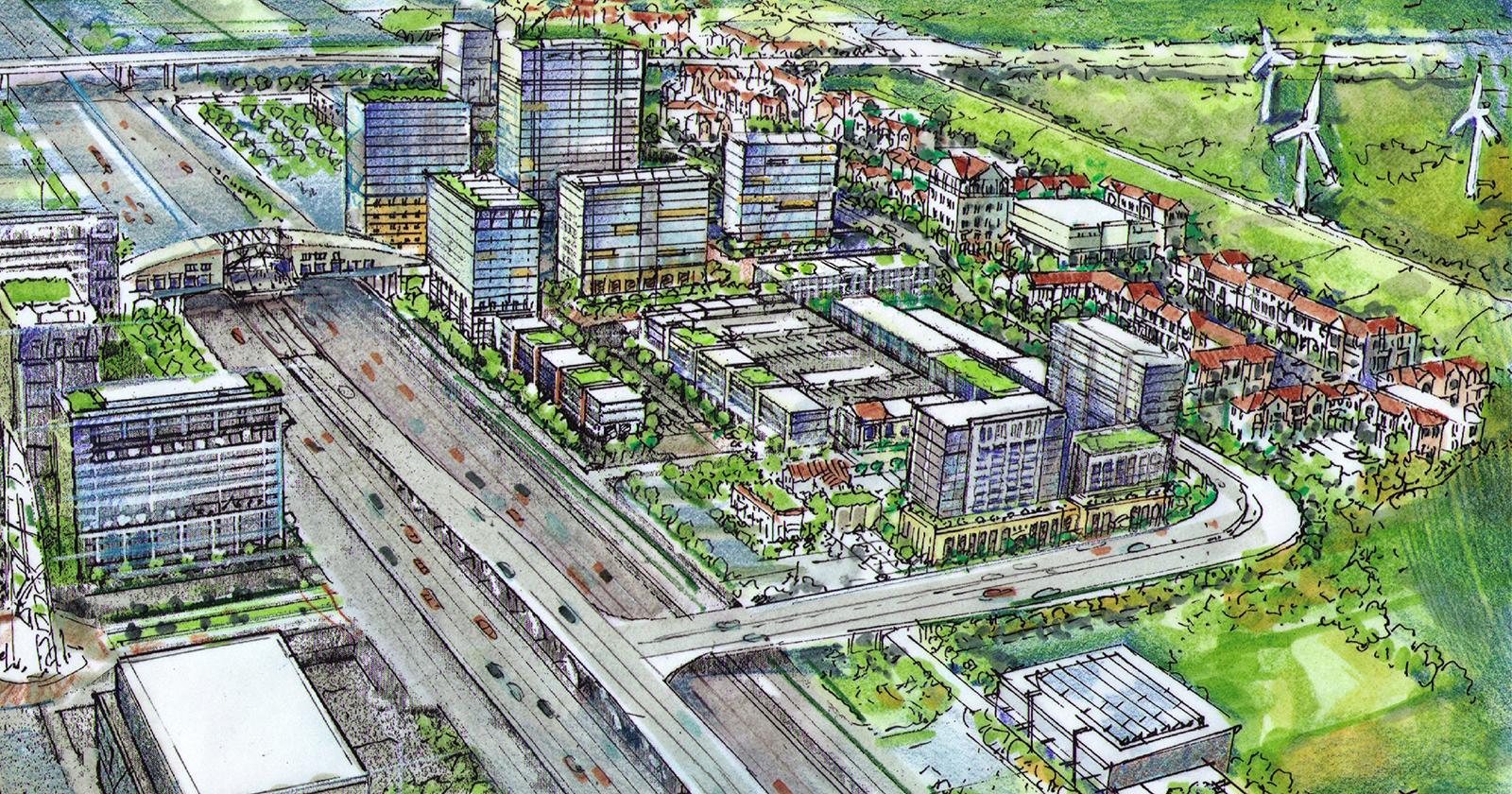 Energy Corridor Livable Center , Houston, TX