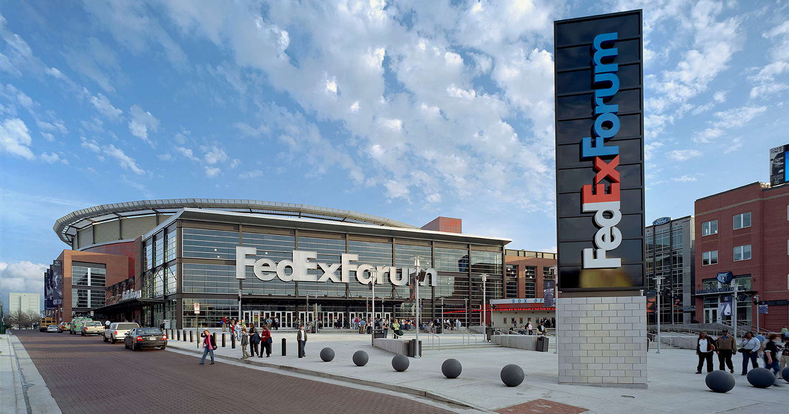 FedExForum, Memphis, TN