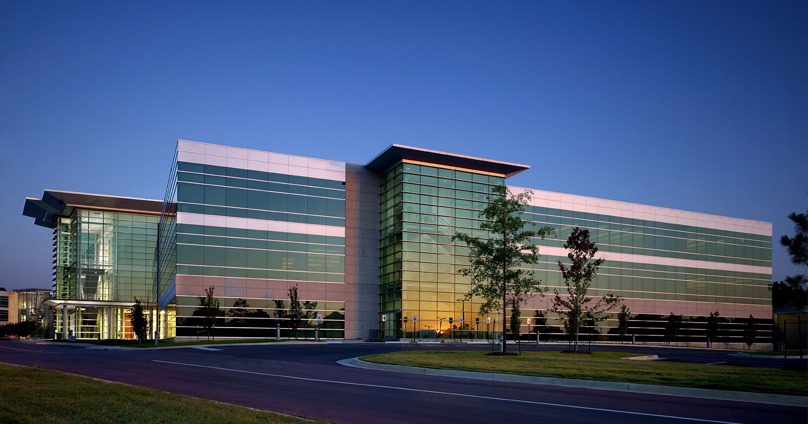 FedEx World Headquarters Building I, Memphis, TN