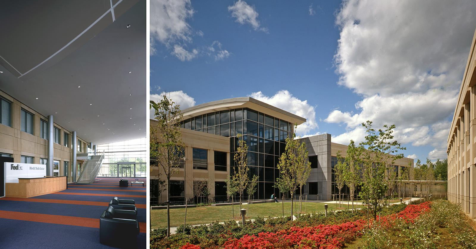 FedEx World Technology Center, Memphis, TN