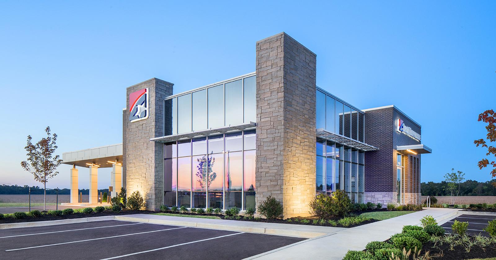 First Tennessee Bank - Arlington, Arlington, TN