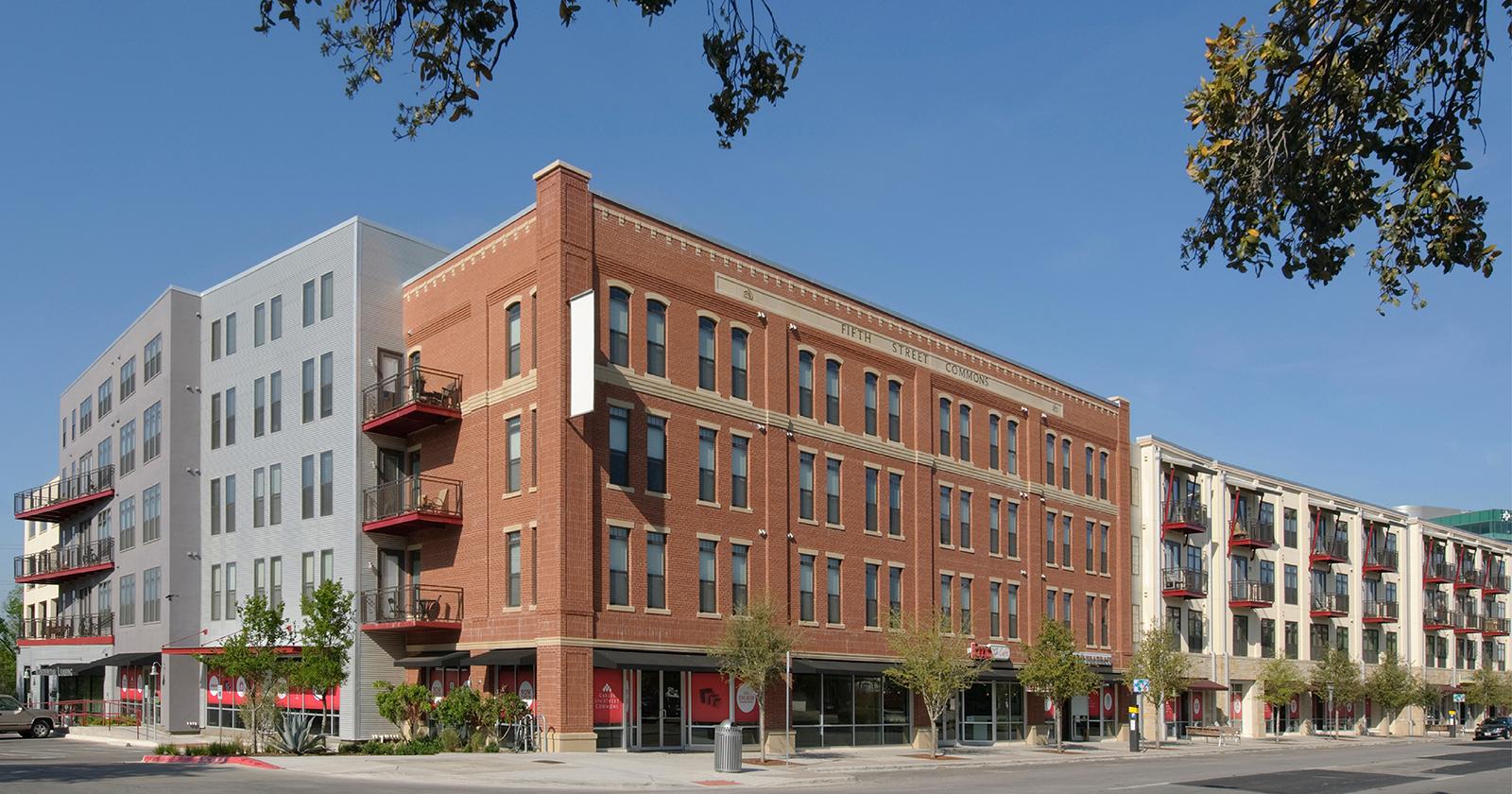 Gables 5th Street Commons, Austin, TX