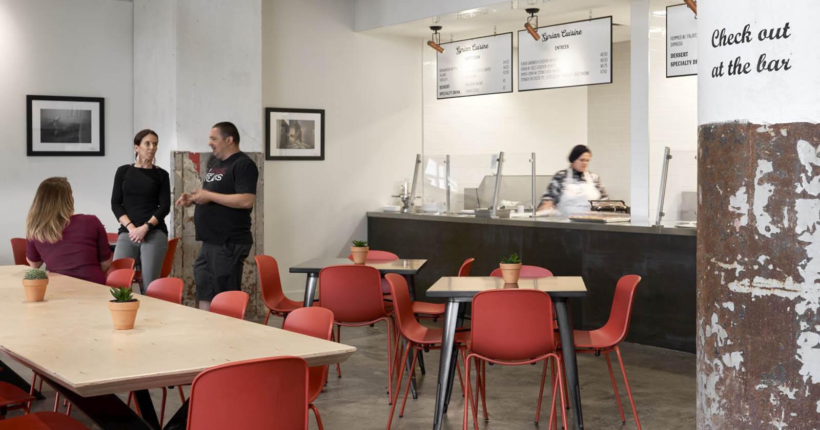 Global Café, Memphis, TN