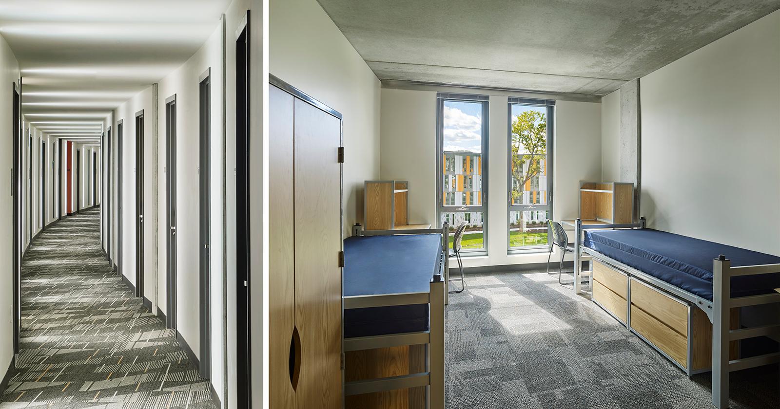 Holly Pointe Commons, Rowan University, Glassboro, NJ