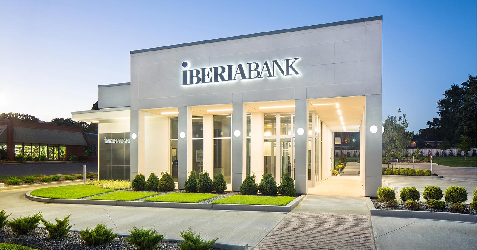 Iberia Bank, Memphis, TN