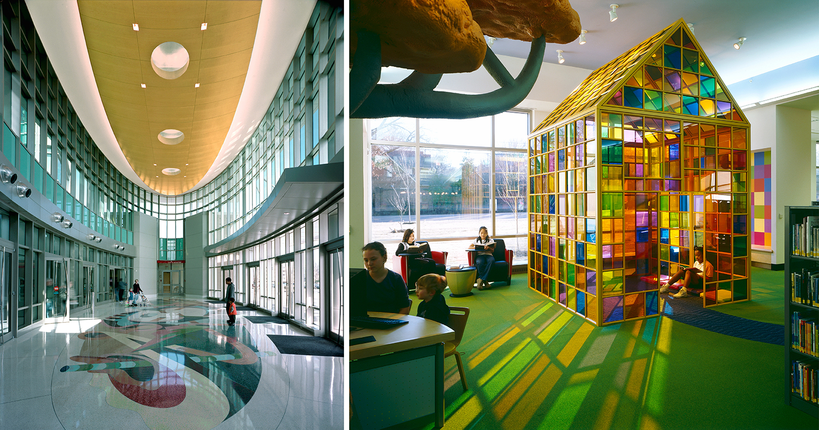 Memphis/Shelby County Public Library, Memphis, TN