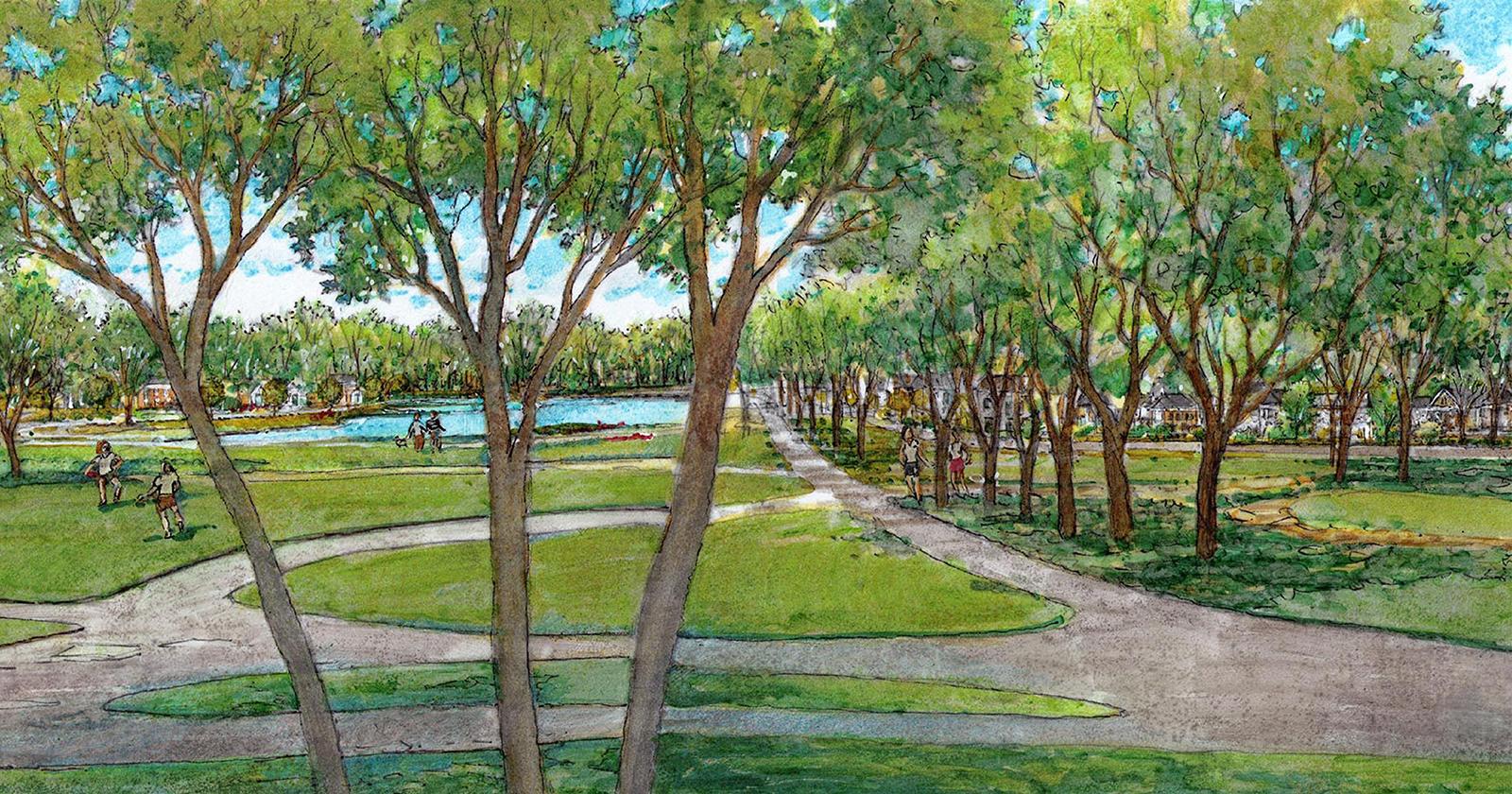Meadowbrook Park, Prairie Village, KS