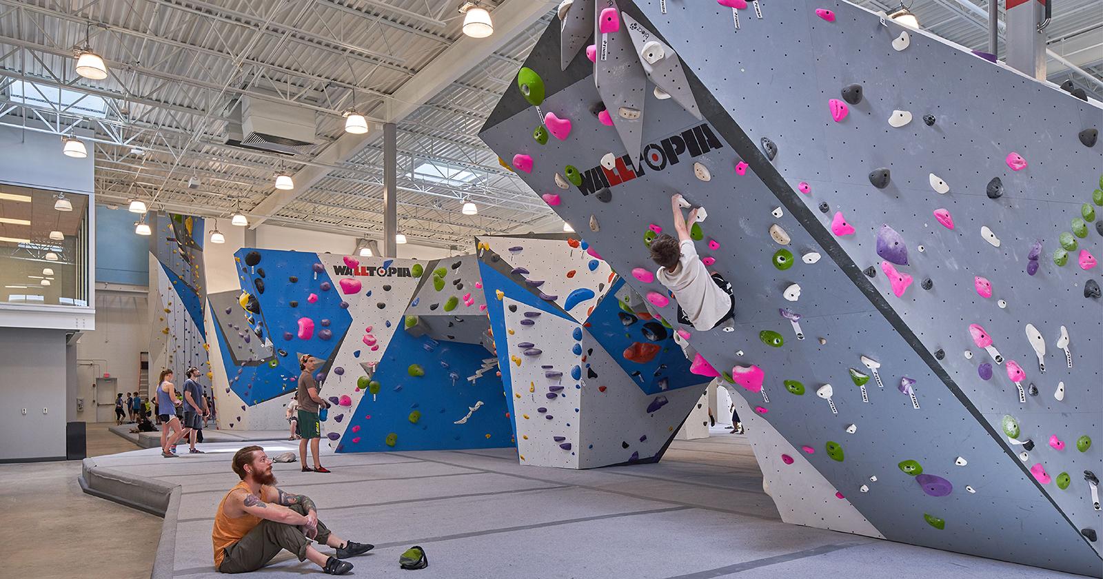 Memphis Rox Climbing & Community, Memphis, TN