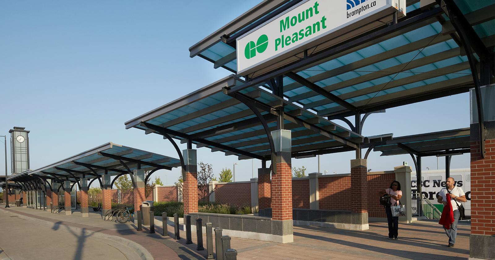Mount Pleasant Village, Brampton, ON
