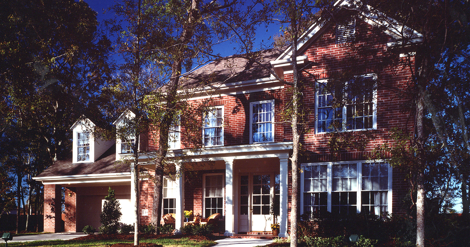 New American Home '95, Houston, TX