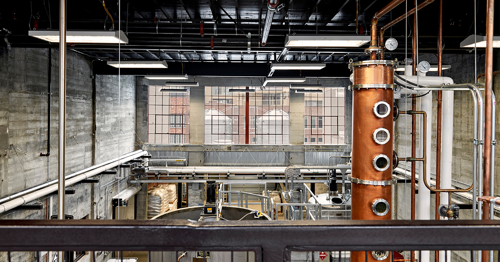 Old Dominick Distillery, Memphis, TN