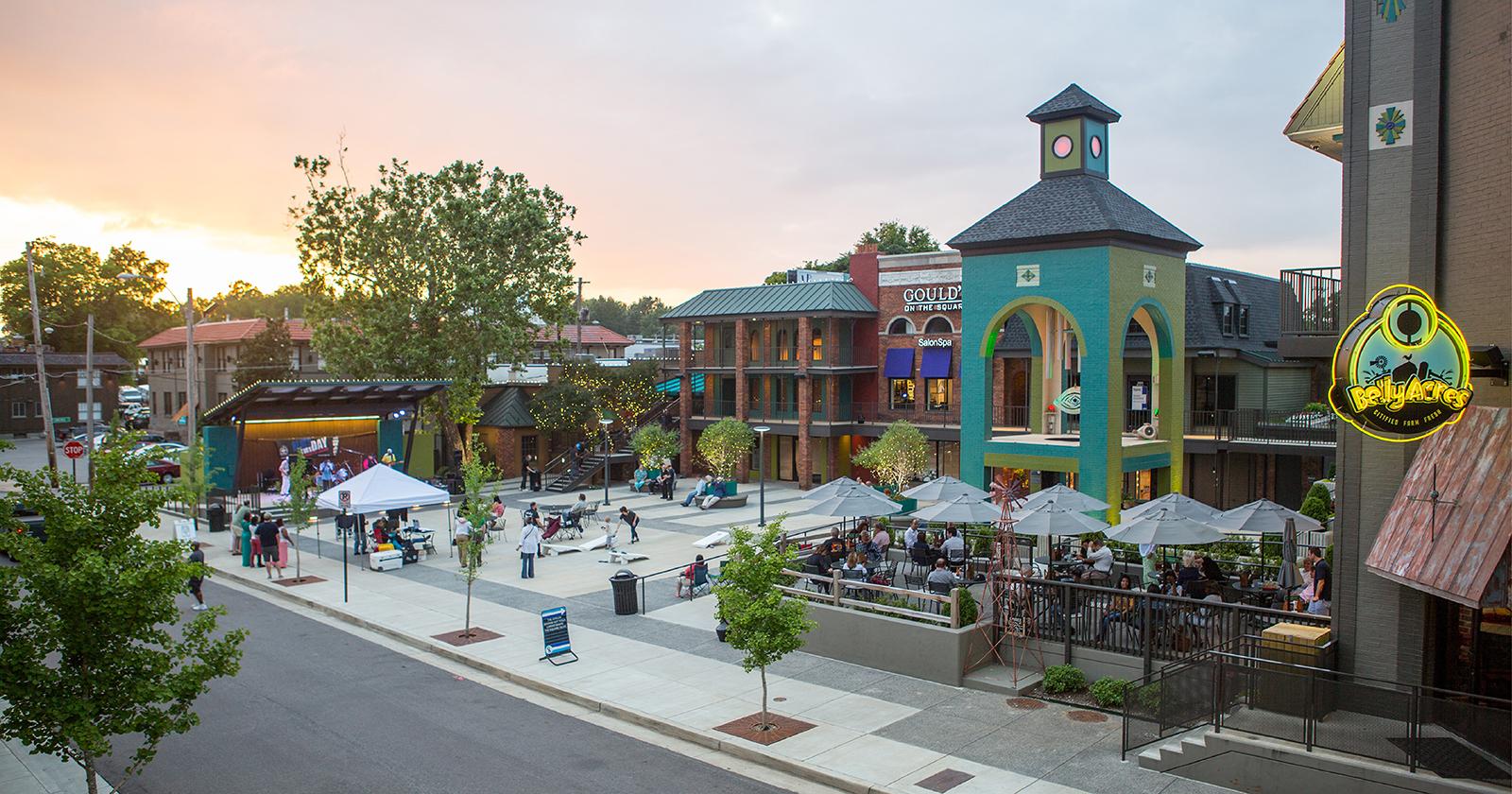 Overton Square, Memphis, TN