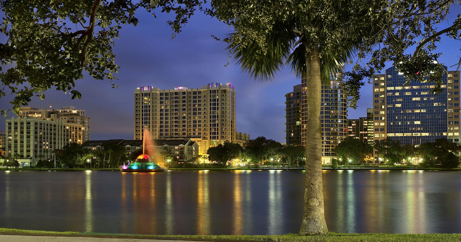 The Paramount on Lake Eola, Orlando, FL