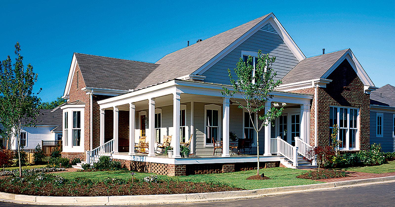 Southern Living Idea House, Poplar Grove, Collierville, TN