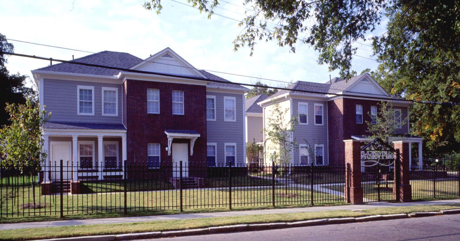 Presley Place, Memphis, TN