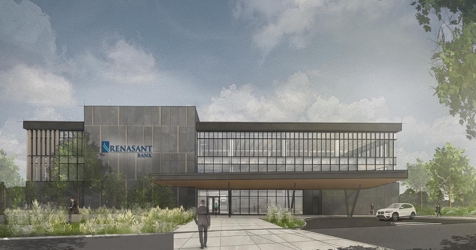 Renasant Bank Offices, Memphis, TN