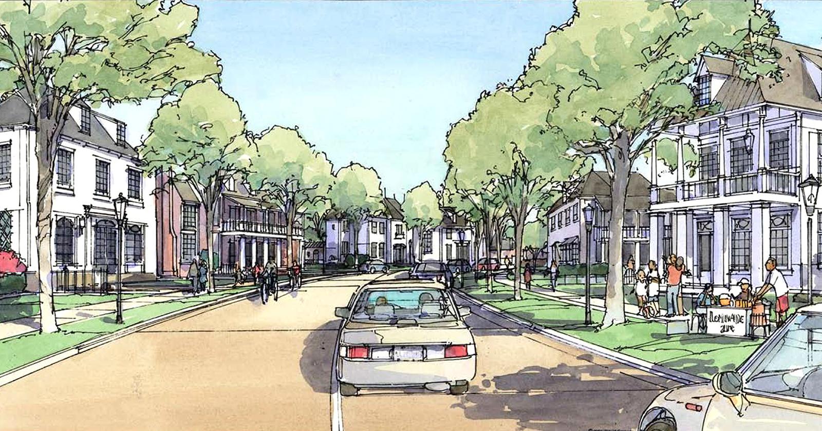 The Village of Rouzan, Baton Rouge, LA