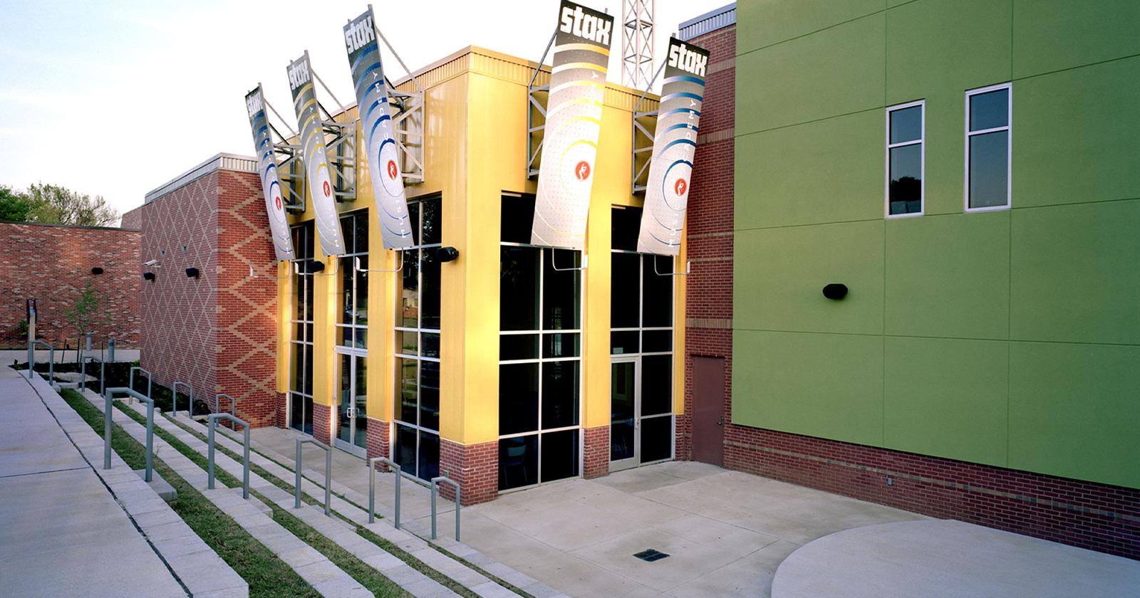 STAX Music Academy, Memphis, TN