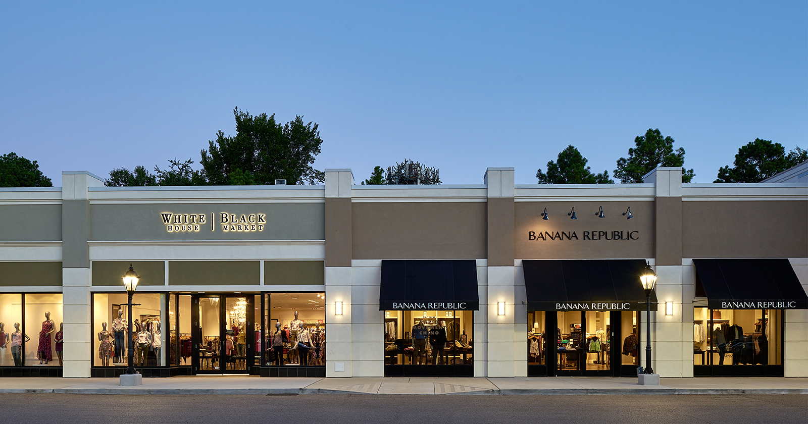 Saddle Creek Retail Shops, Memphis, TN