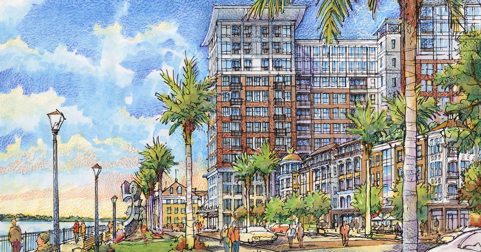 San Marco Riverfront District, Jacksonville, FL