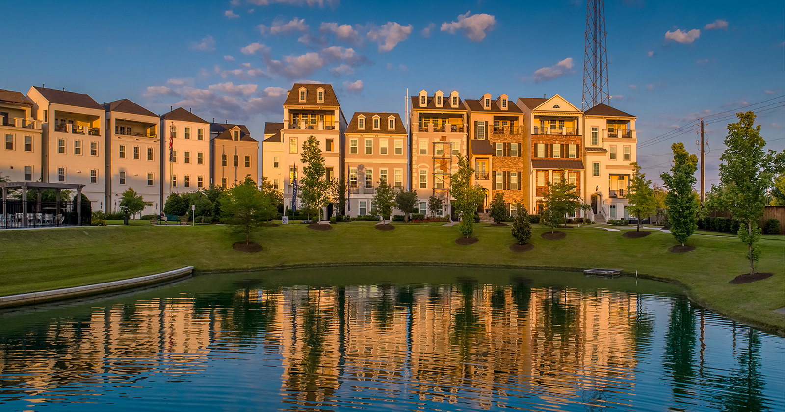 Somerset Green, Houston, TX