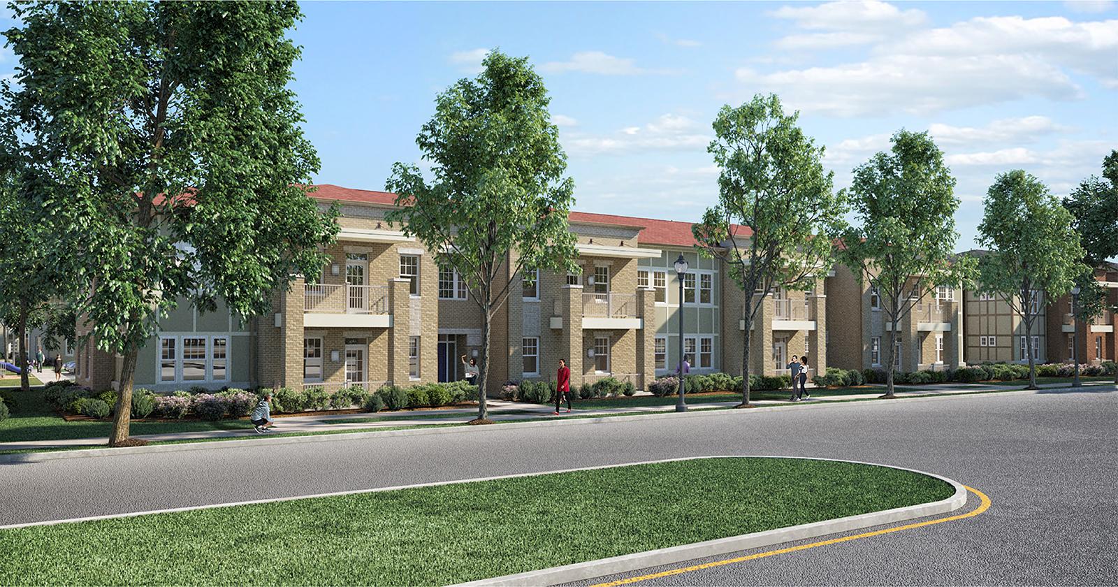 South City Choice Neighborhood Plan, Memphis, TN