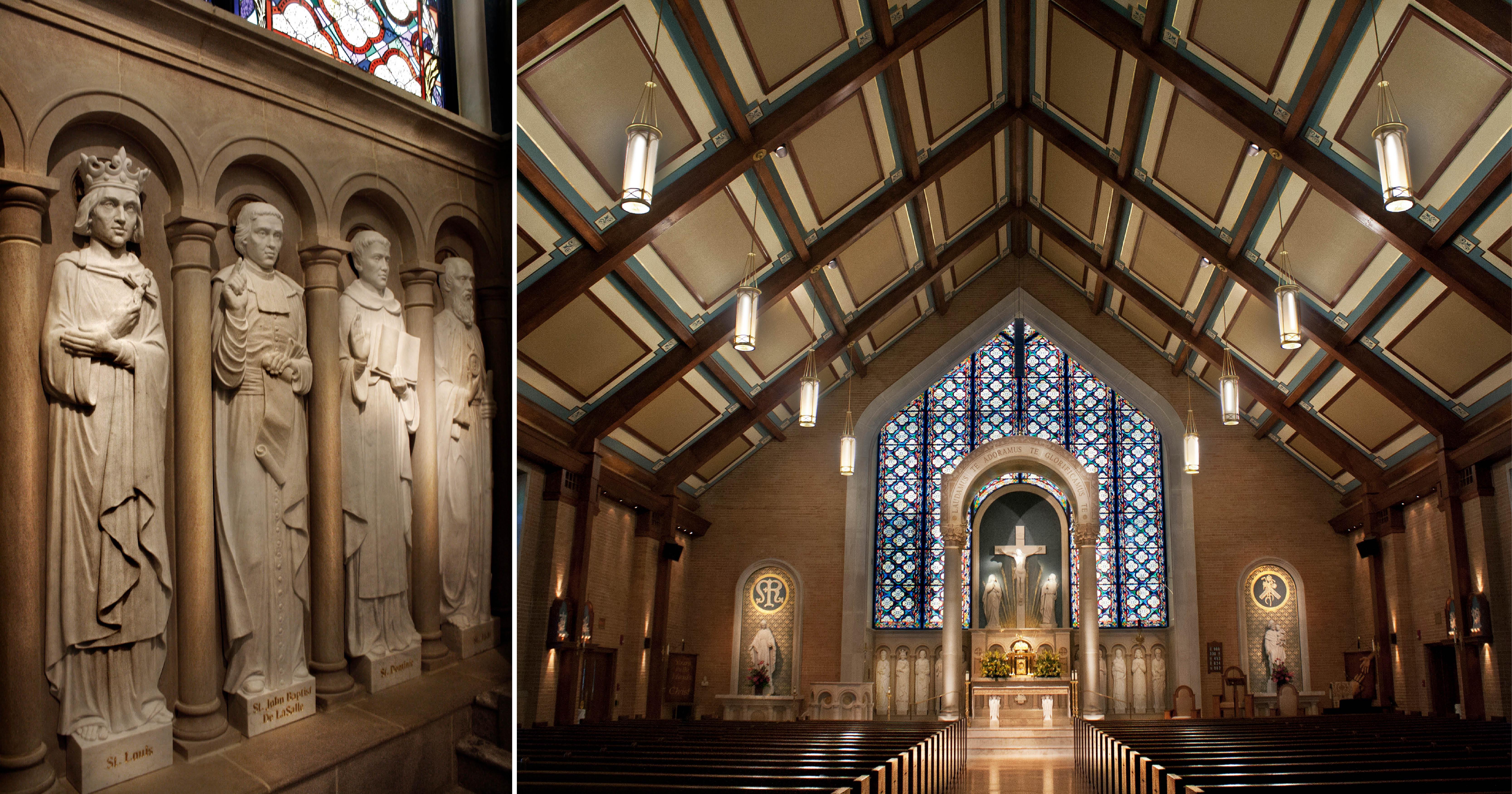St. Louis Catholic Church , Memphis, TN