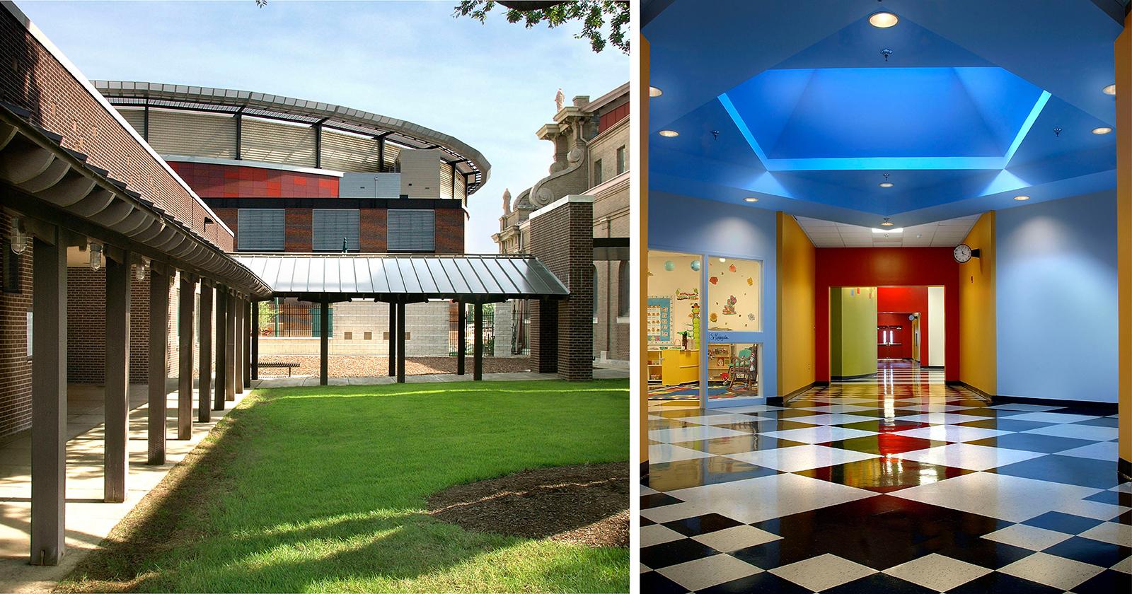 St. Patrick School and Literacy Center, Memphis, TN