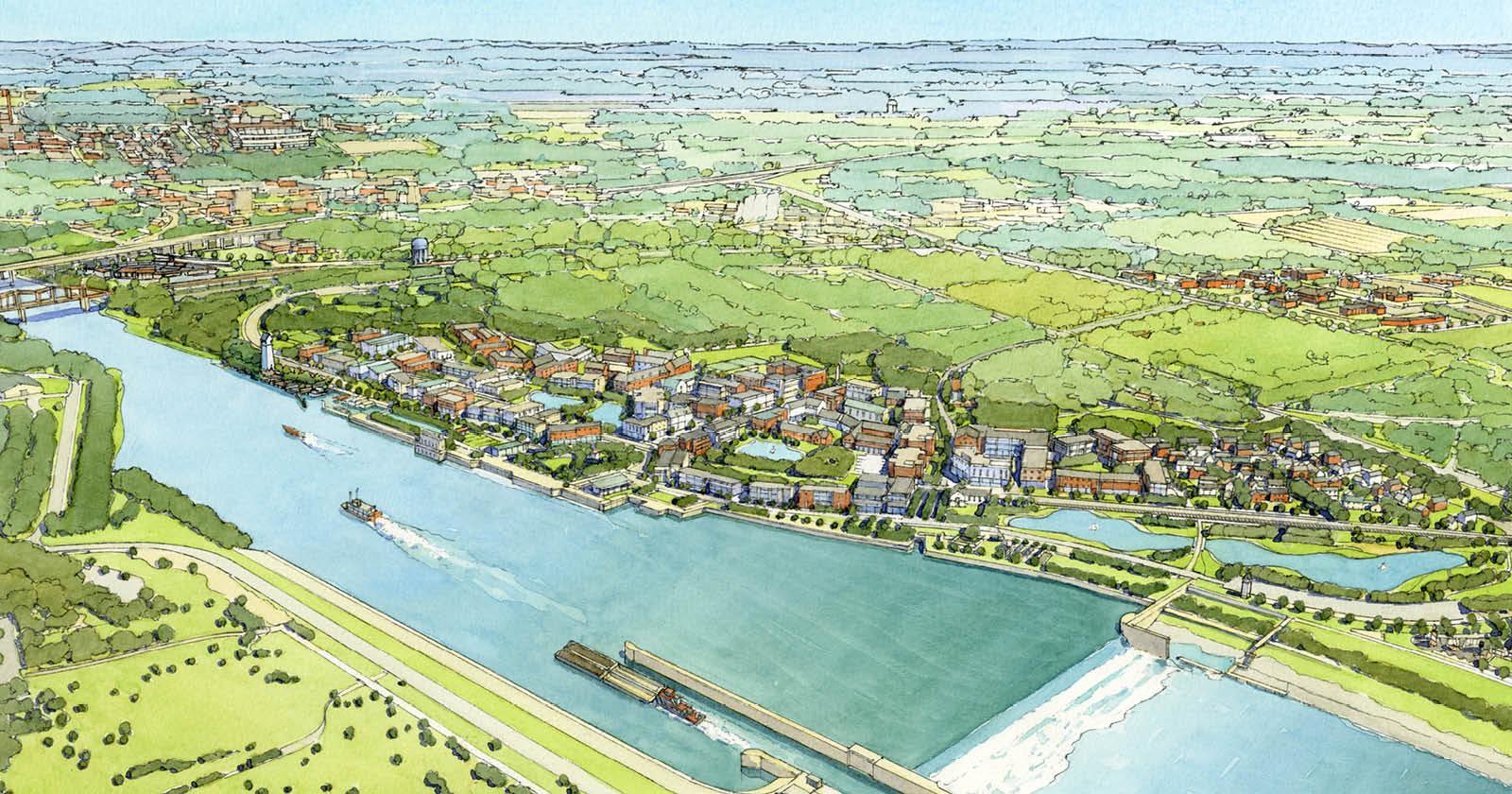 Tuscaloosa Country Club Redevelopment Plan, Tuscaloosa, AL
