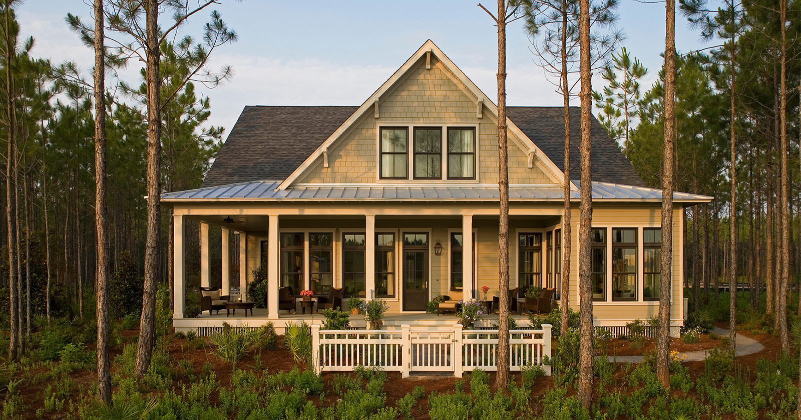 Southern Living Idea House, Tucker Bayou, WaterSound, Santa Rosa Beach, FL