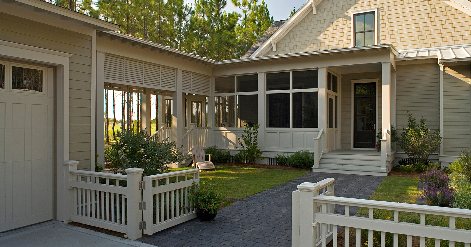 Southern Living Idea House, Tucker Bayou, WaterSound, Santa Rosa Beach, FL