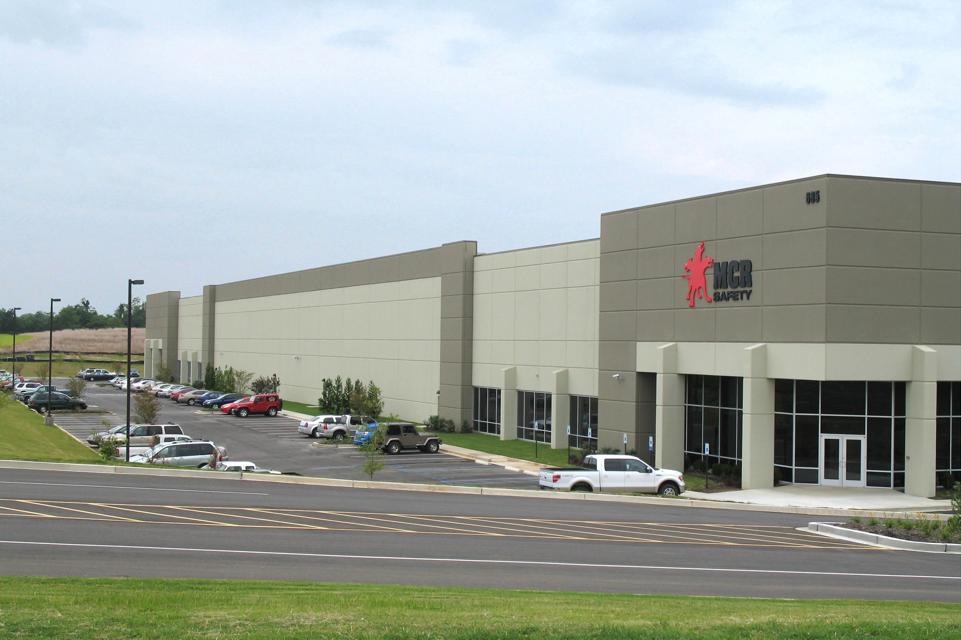 MCR Distribution Center Building