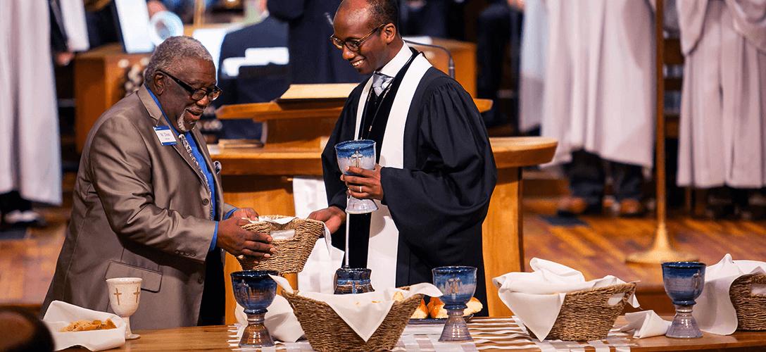 communion server