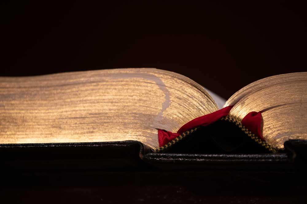 First Step: A Vocabulary of Faith
