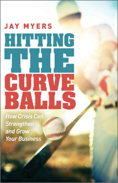 hitting curveballs book cover