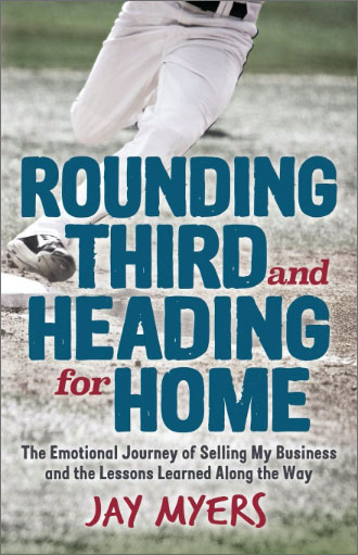 rounding third and heading home book cover