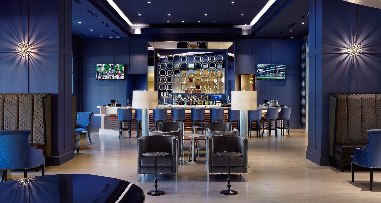 Graceland lobby bar