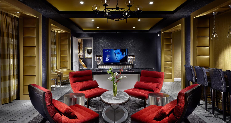 Graceland Elvis Suite Parlor