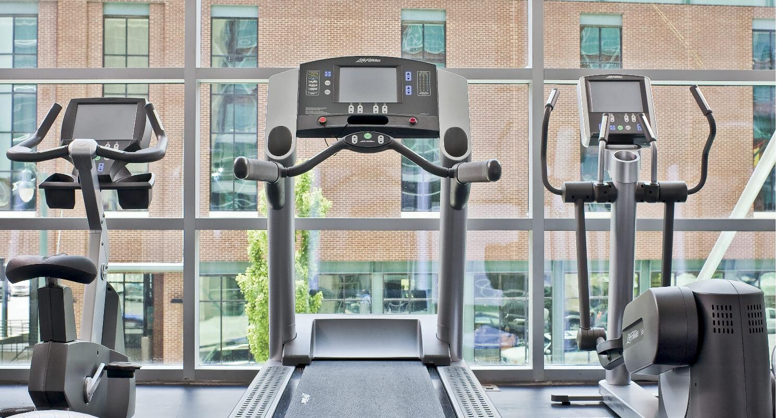 Westin Memphis Beale Street Fitness Center