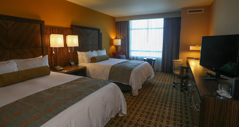Apache Casino Hotel Queen Room