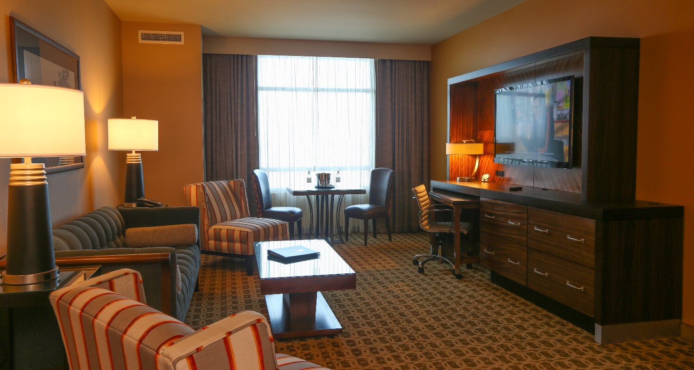 Apache Casino Hotel Suite Parlor