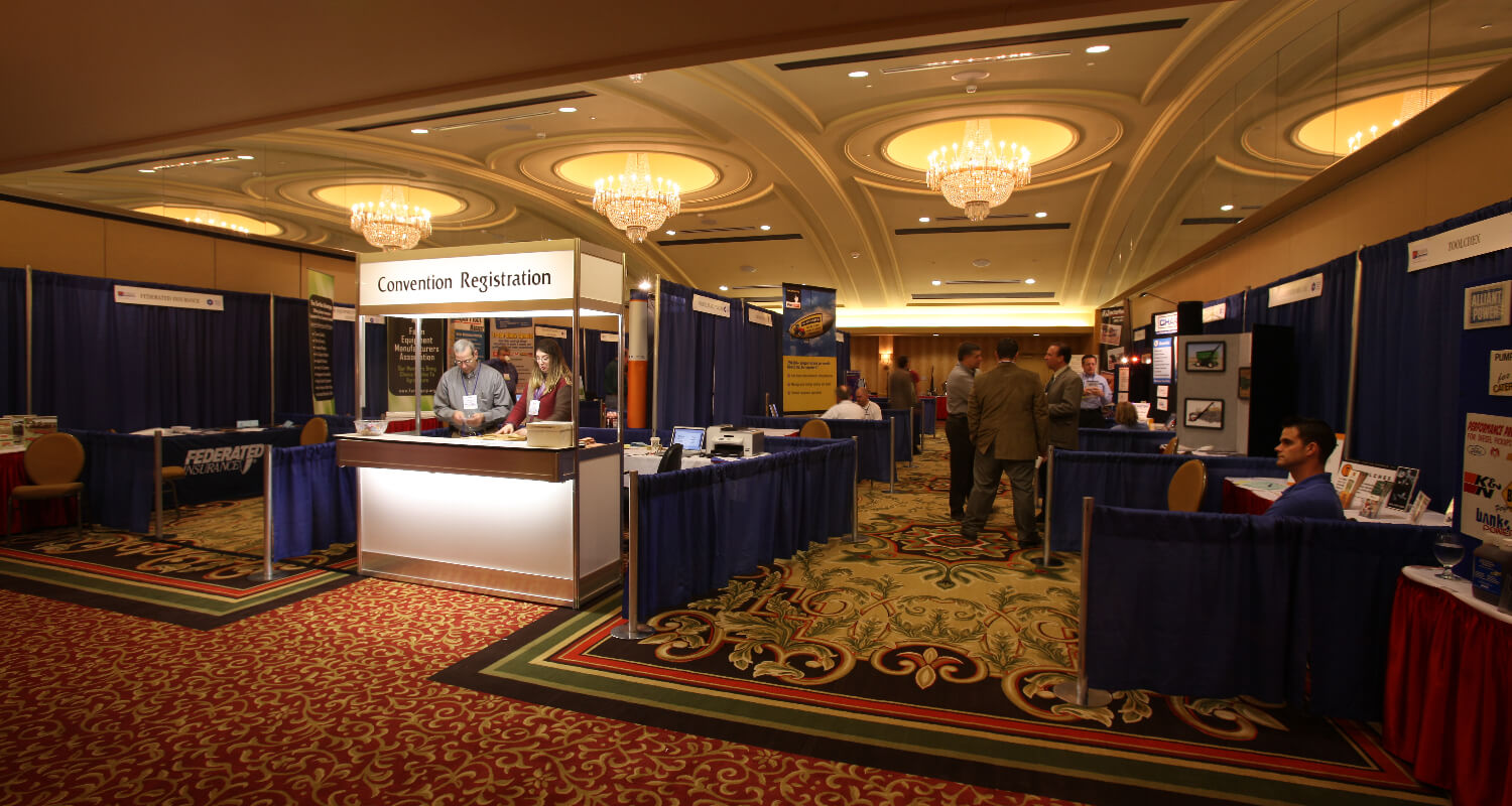 Crown Plaza Louisville Airport Conference Registration