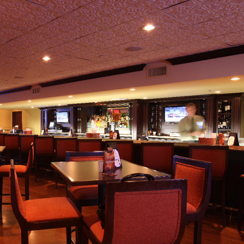 Crown Plaza Louisville Airport Bar